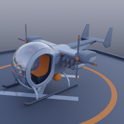 Modular helicopter preview image