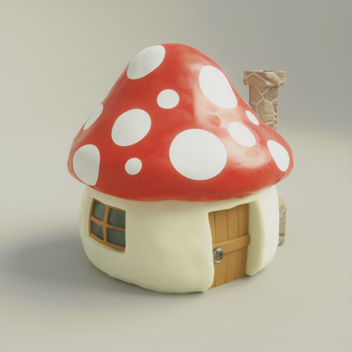 Mushroom home preview image