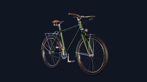 Aged Bike preview image