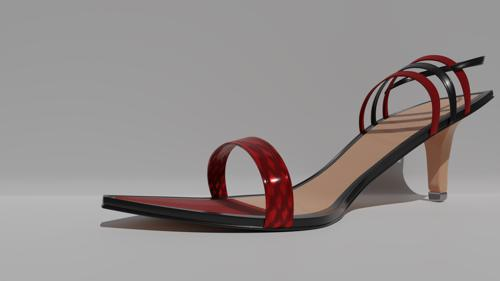 Procedural Heels preview image