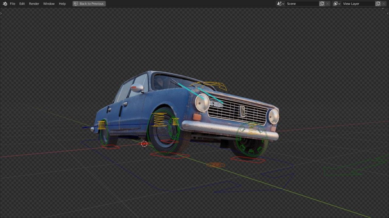 Lada 1200 preview image 2