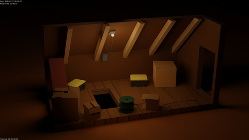 Attic preview image