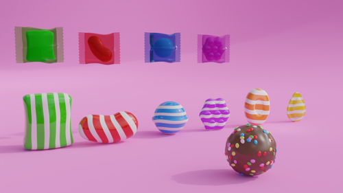 Candy Crush Candies preview image