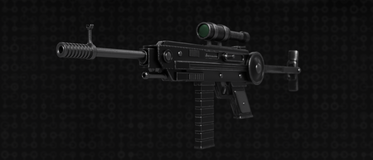 Automatic Rifle  AR48s (generic) preview image 1