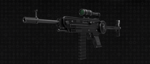 Automatic Rifle  AR48s (generic) preview image