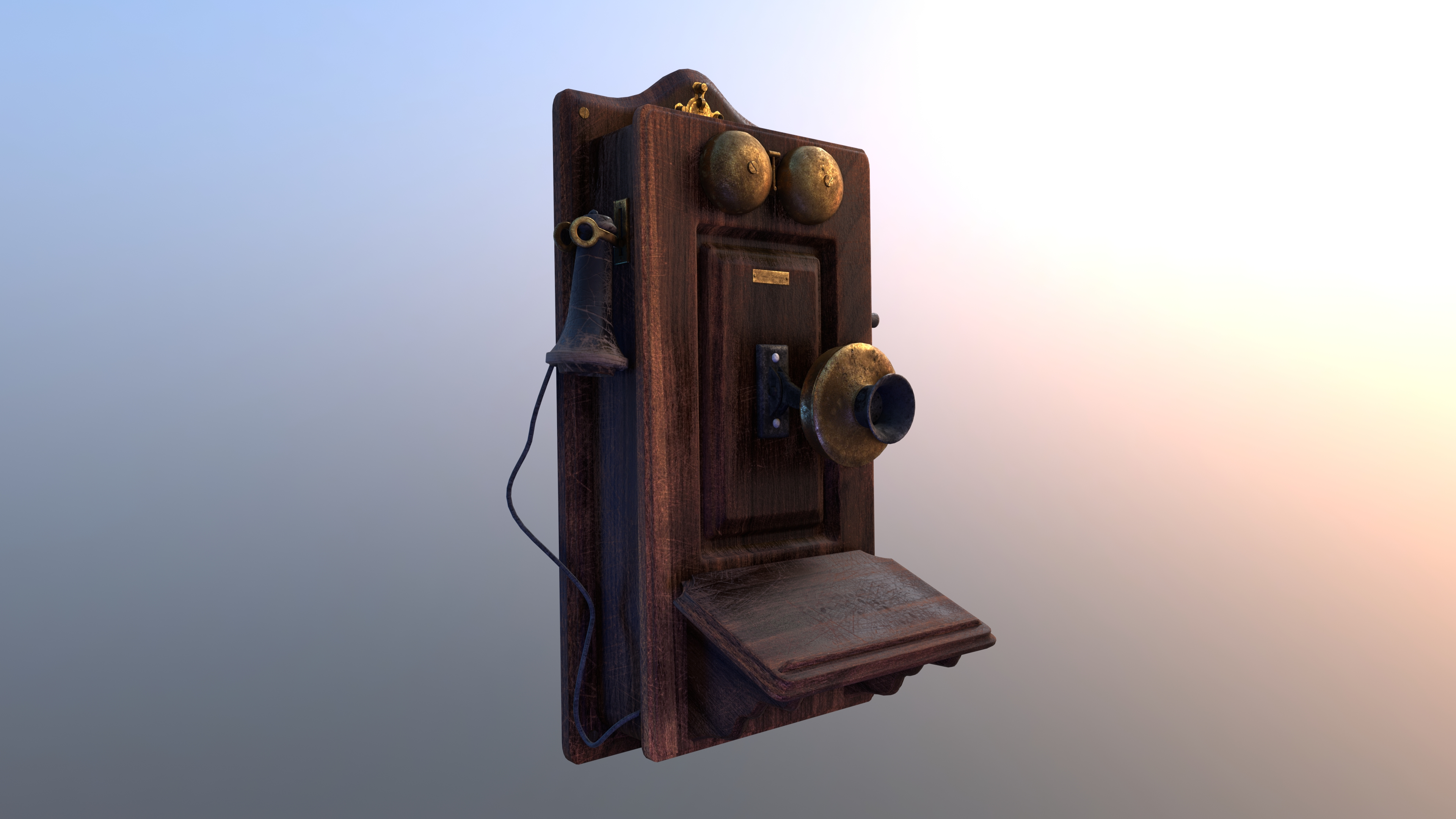 Stewarts Antique Telephone preview image 2