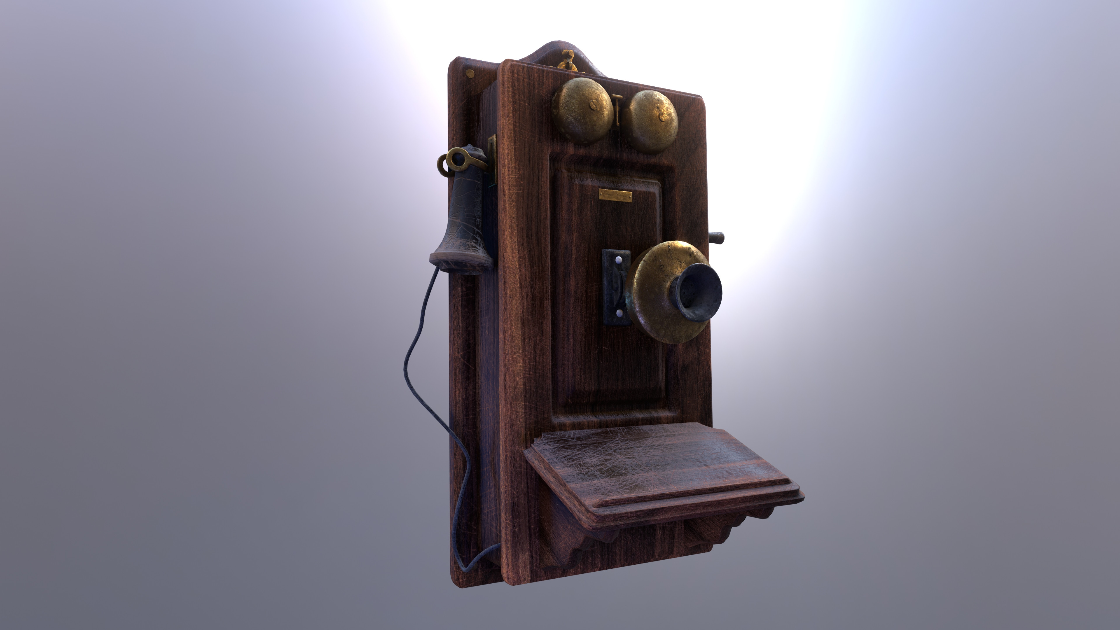 Stewarts Antique Telephone preview image 1
