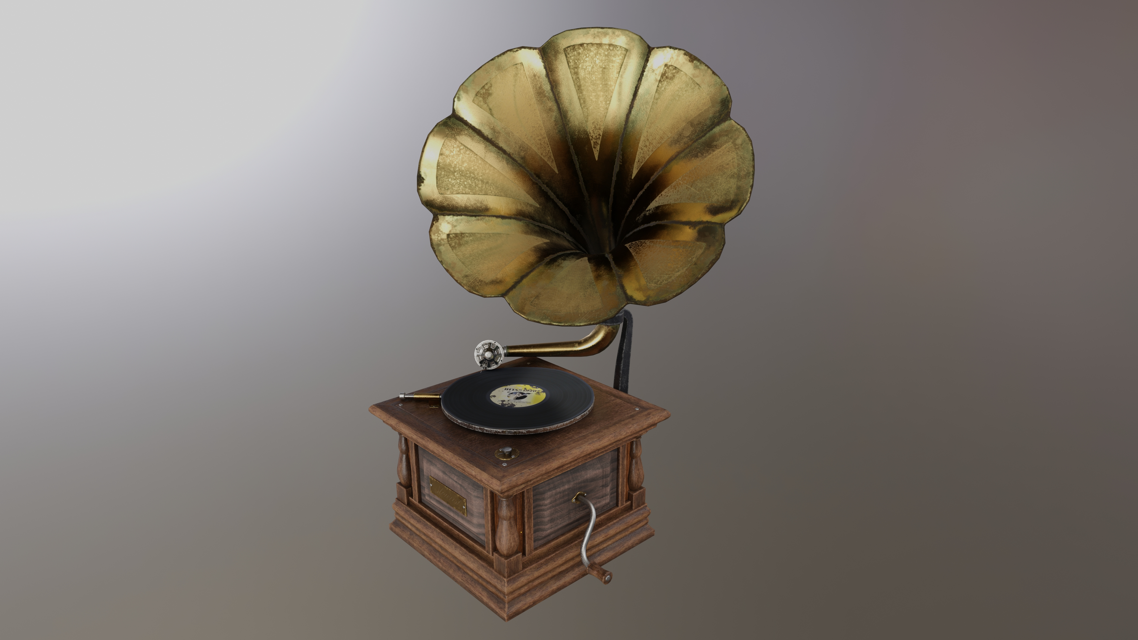 Stewarts Antique Record Player preview image 1