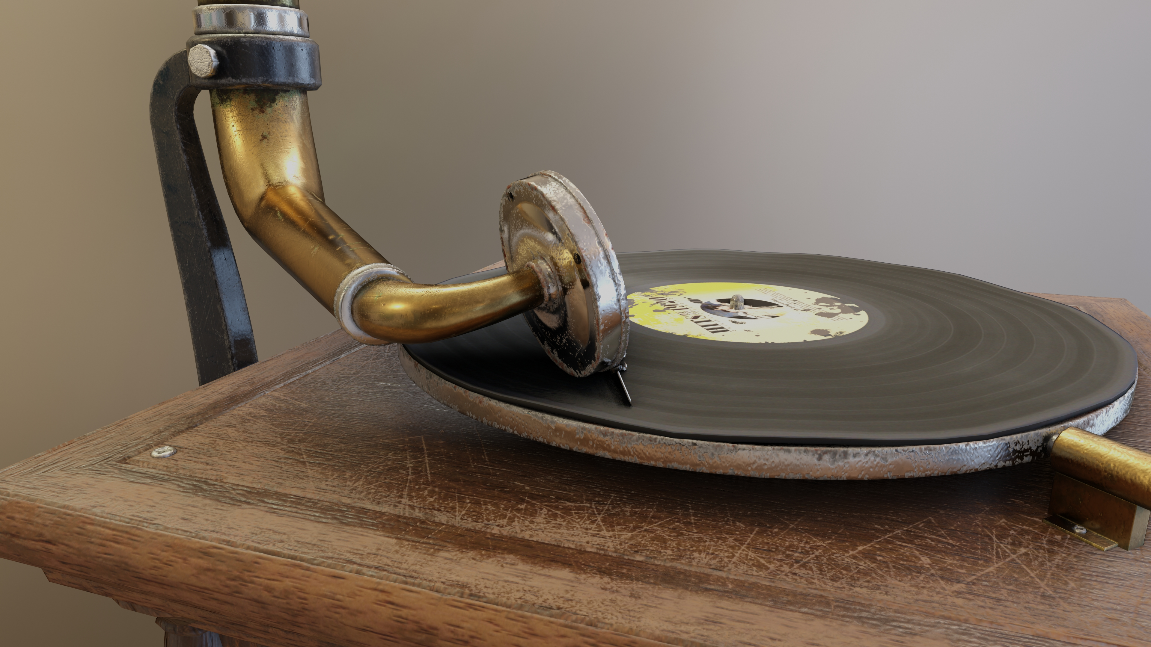 Stewarts Antique Record Player preview image 6