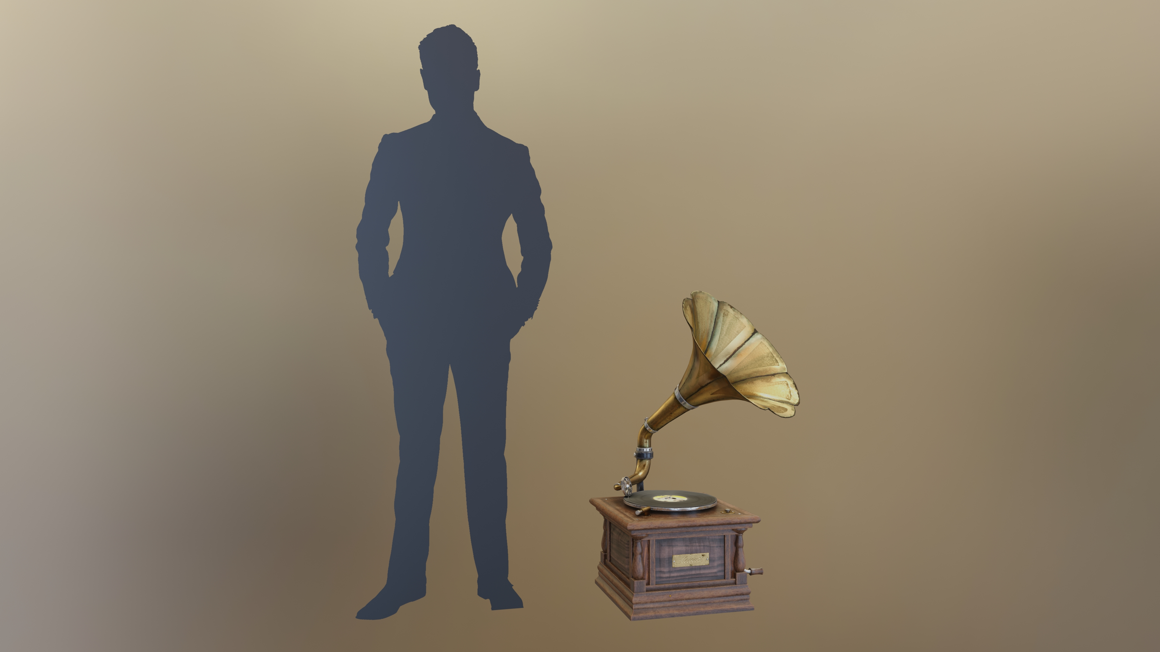 Stewarts Antique Record Player preview image 7