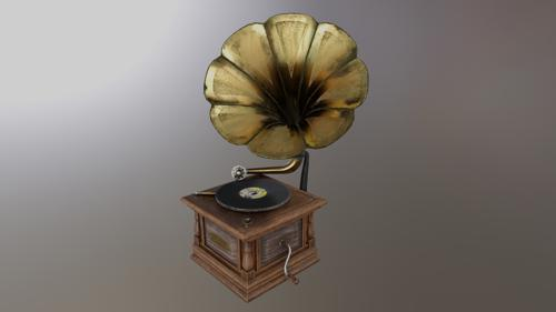 Stewarts Antique Record Player preview image