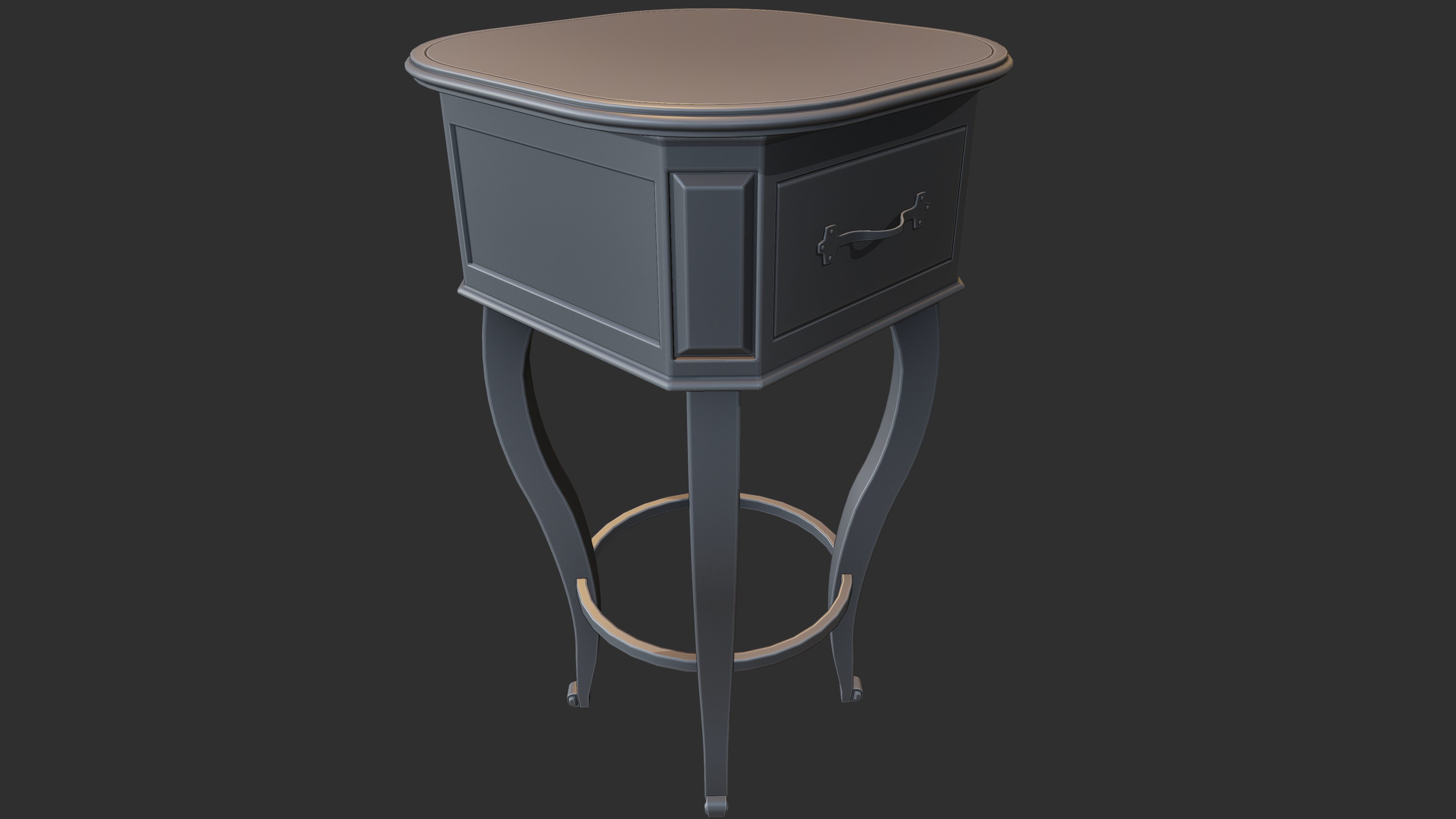 Stewarts Antique French Table preview image 2