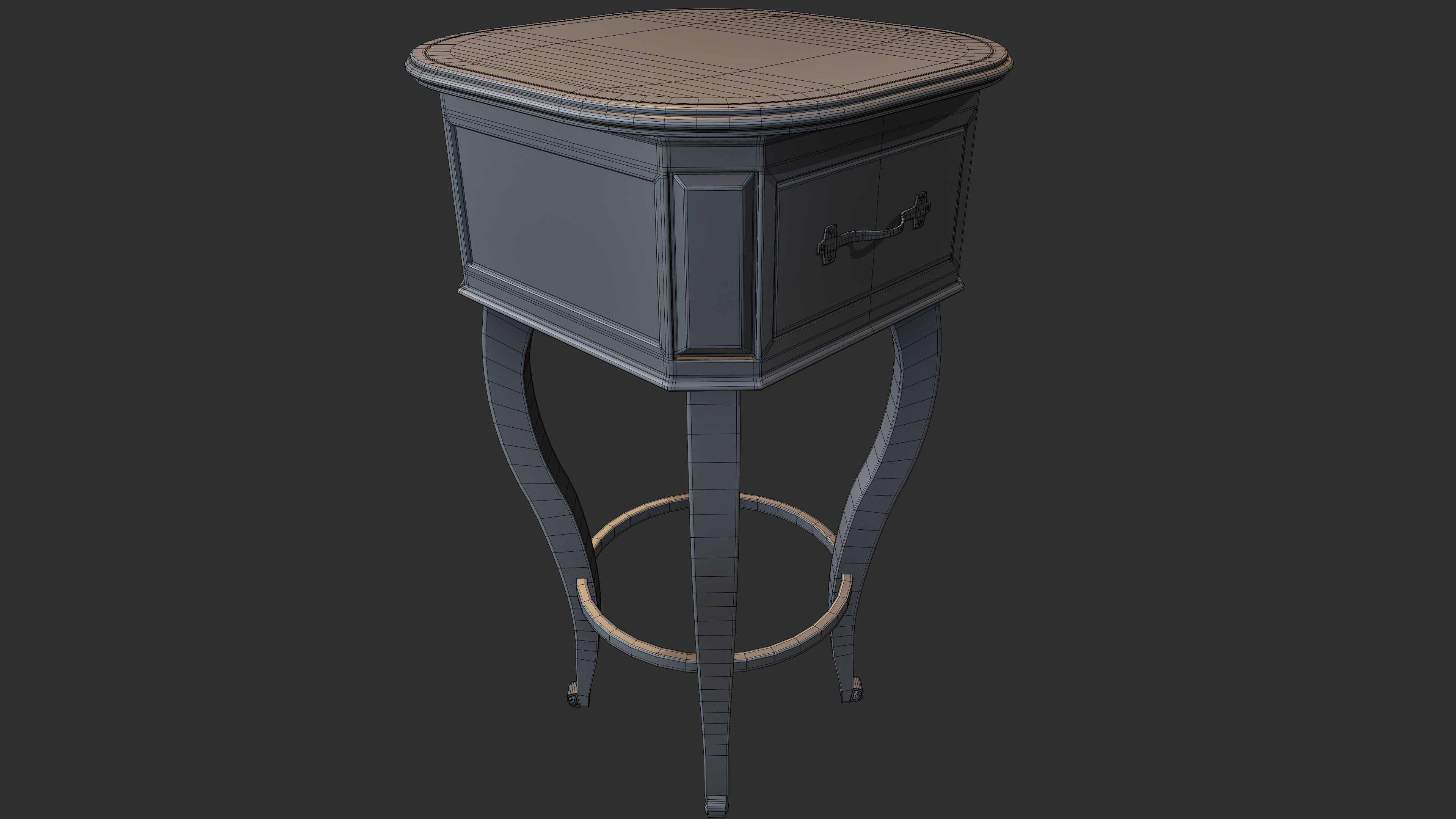 Stewarts Antique French Table preview image 3