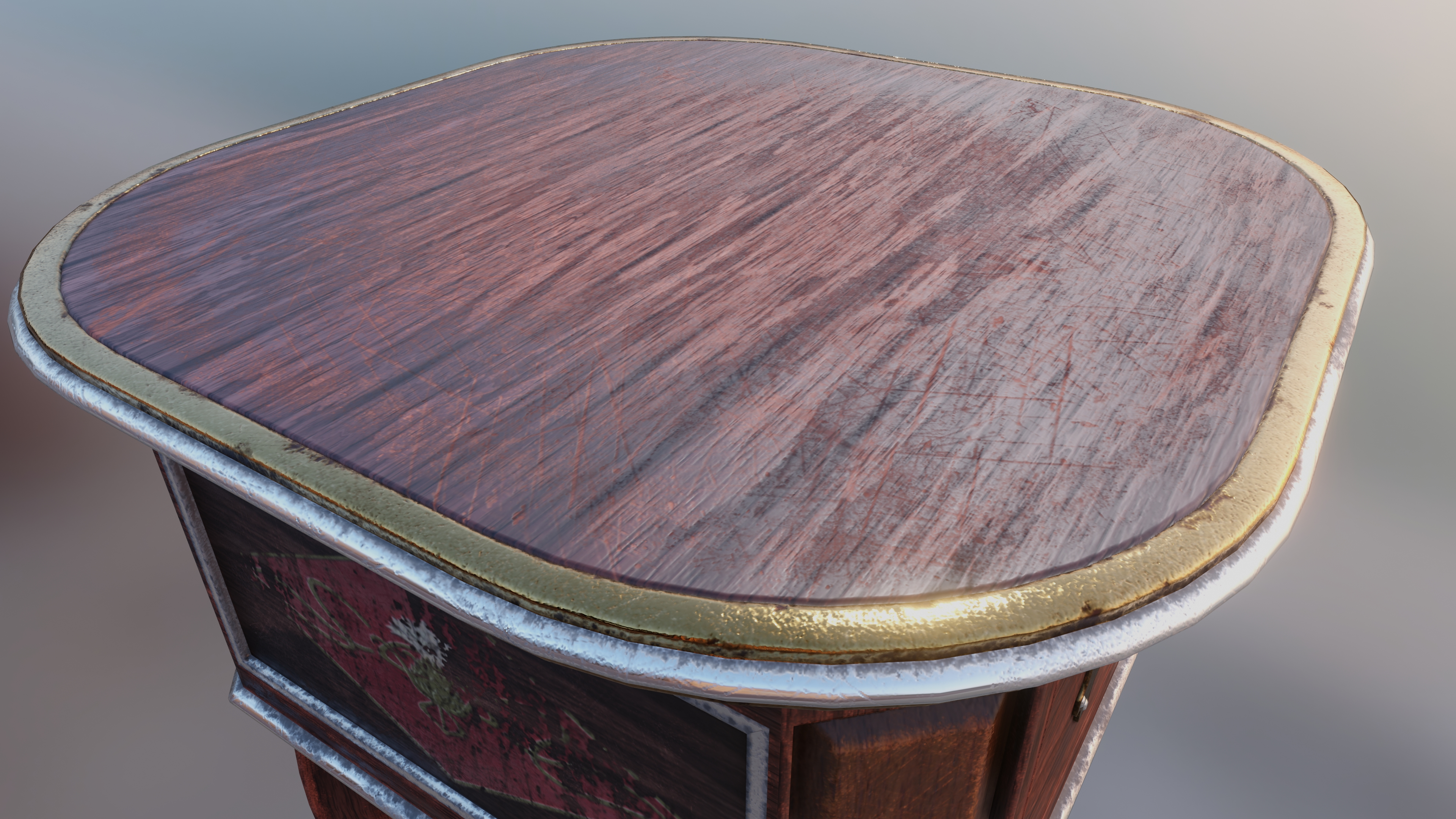 Stewarts Antique French Table preview image 5