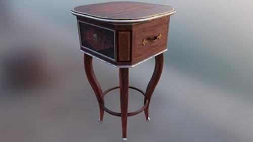 Stewarts Antique French Table preview image
