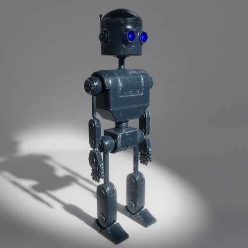 Little Robot preview image