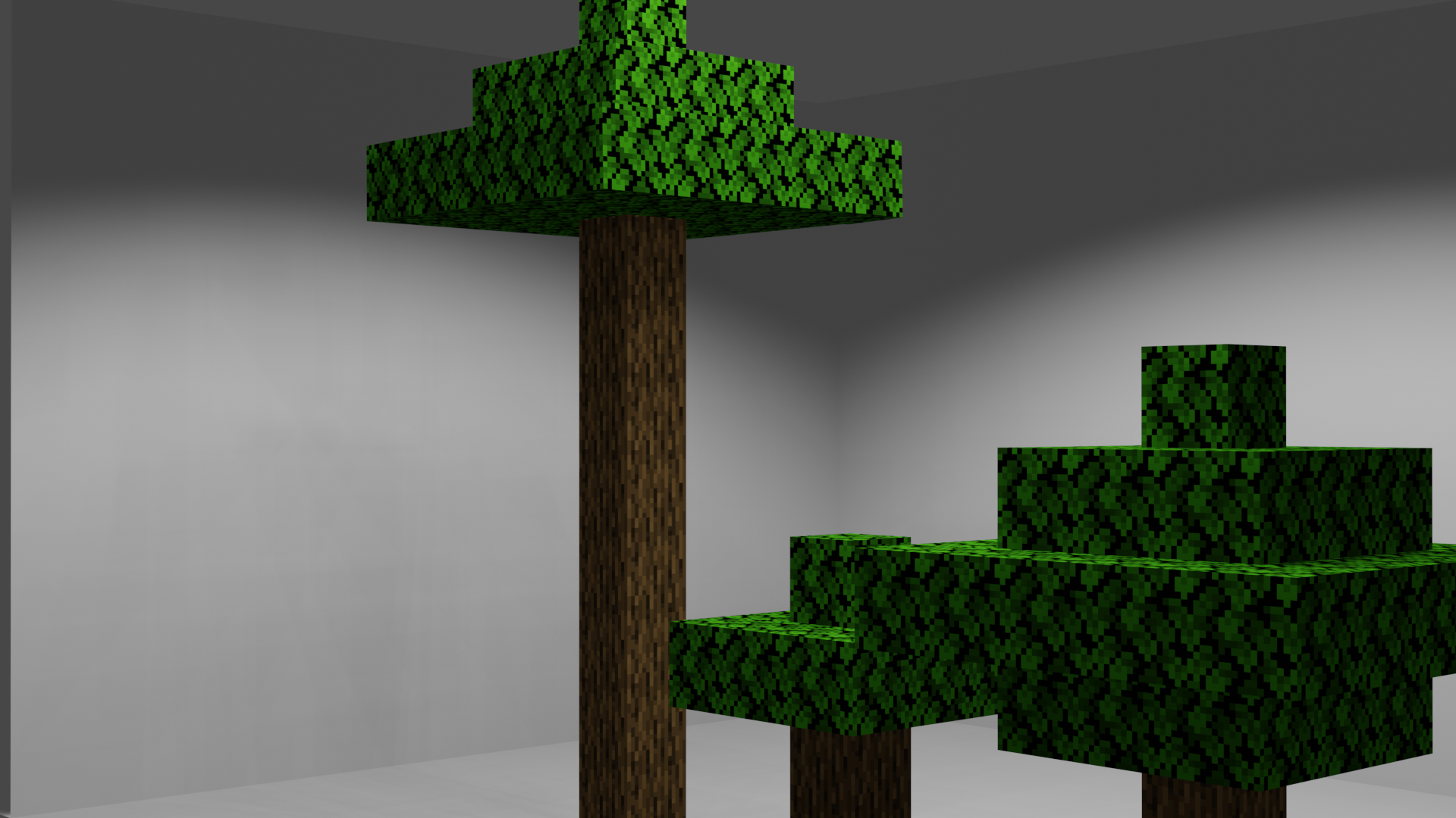 Minecraft Oak Tree preview image 2
