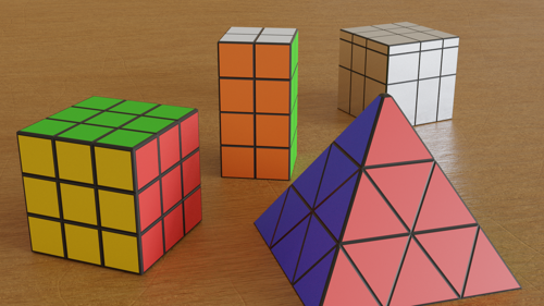 Rubix toys preview image