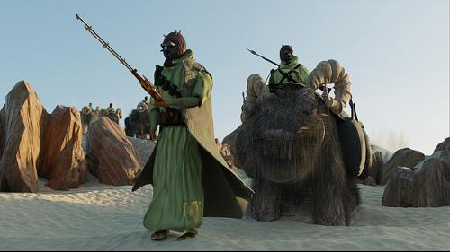 Tusken raider preview image