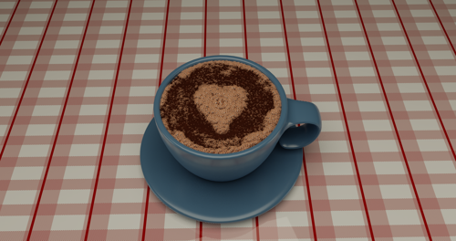 Coffee 100% Procedural preview image