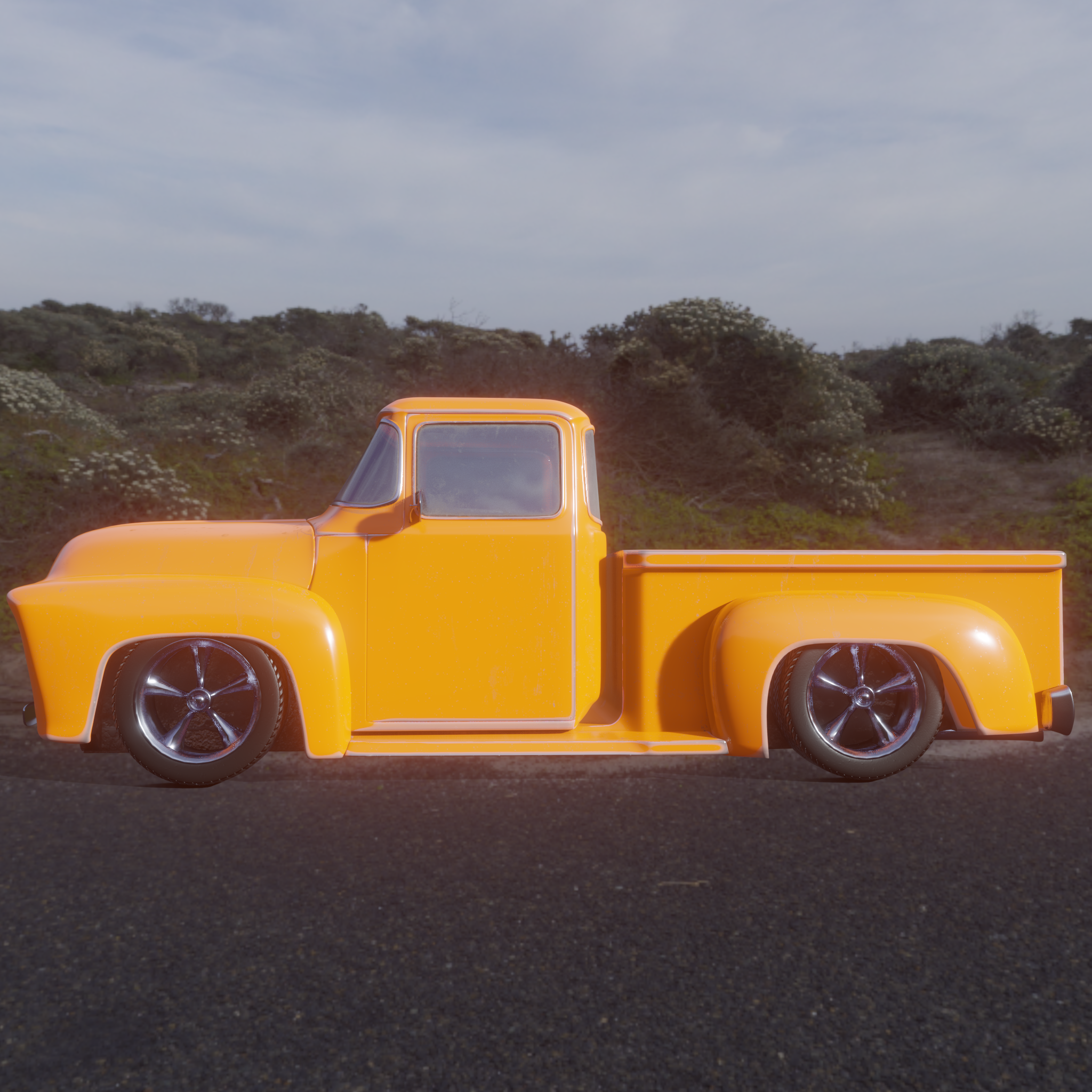 1950's F100 Pickup Truck preview image 3