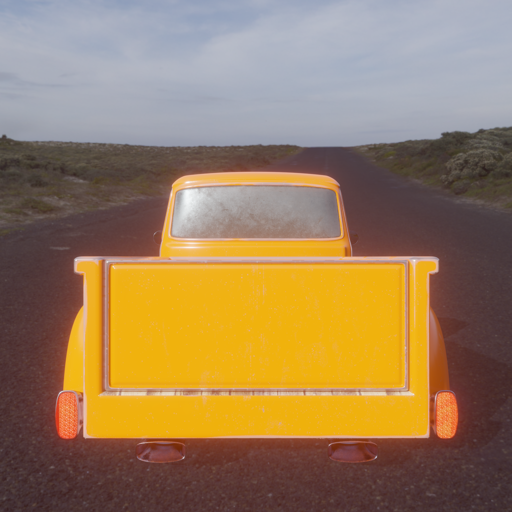 1950's F100 Pickup Truck preview image 4
