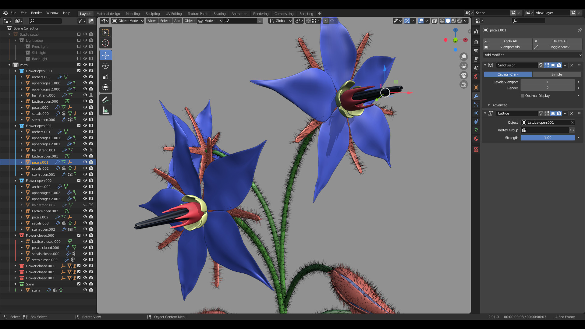 Borage Flower preview image 14