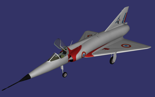 Dassault Mirage 5 preview image