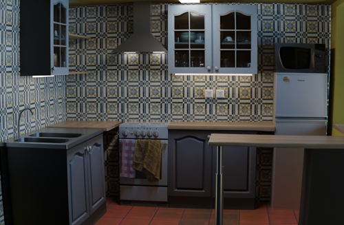Small Kitchen preview image