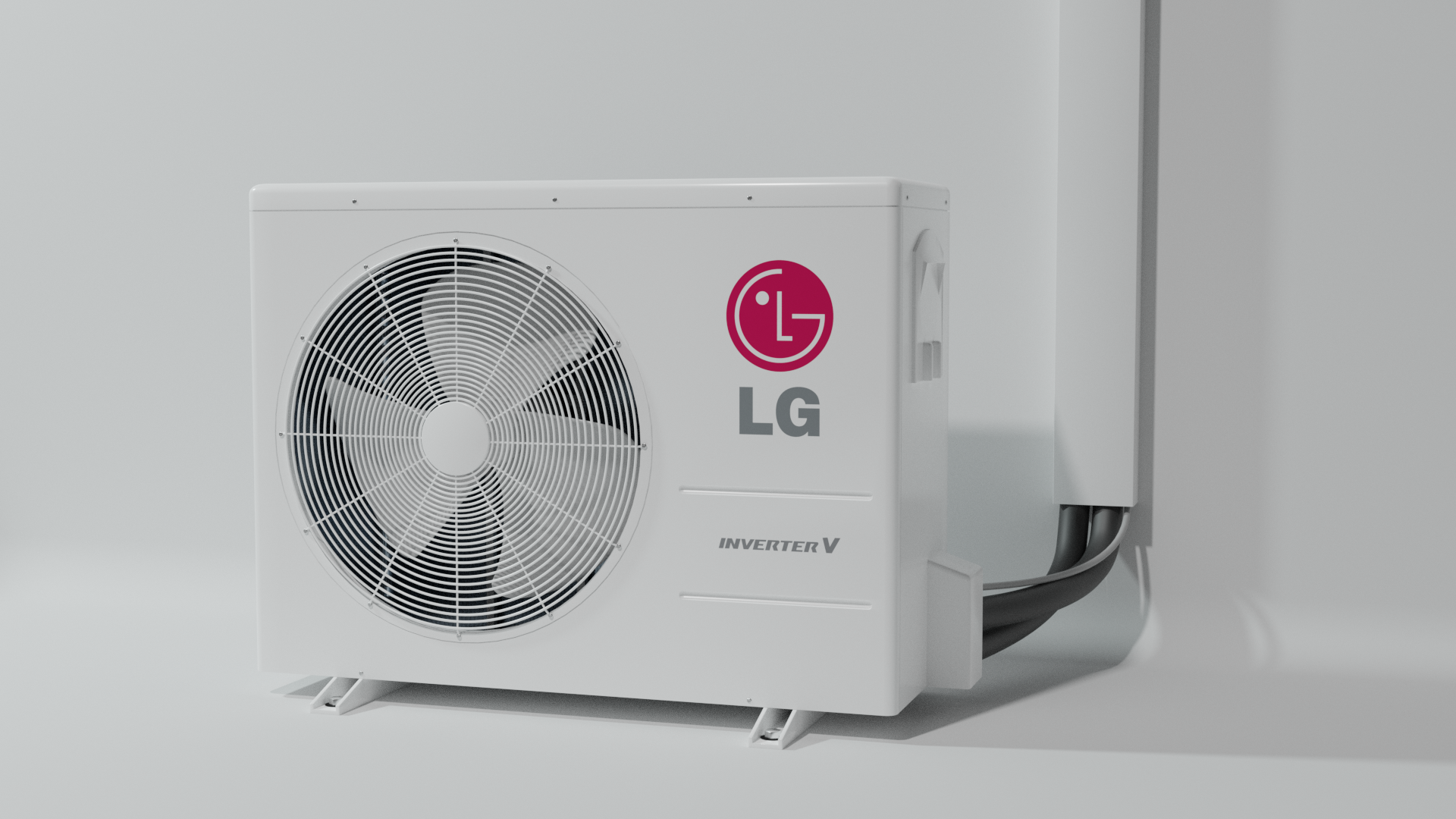LG Multi Split Inverter Outdoor Unit preview image 1