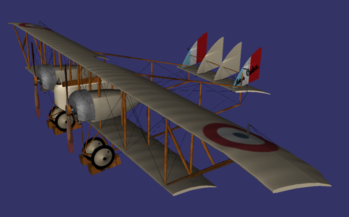 Caudron G.4 preview image
