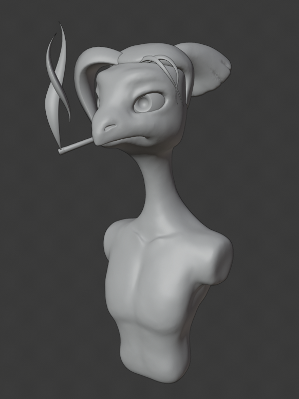 BirdBoy Sculpt preview image 4