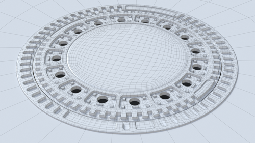 Manhole cover preview image