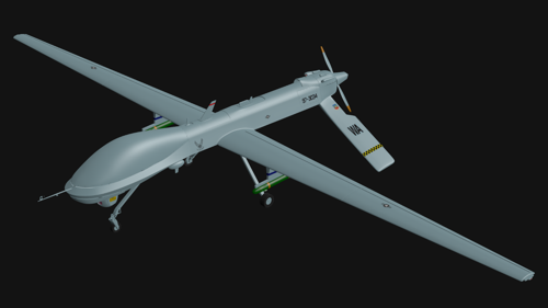 MQ-1B Predator preview image