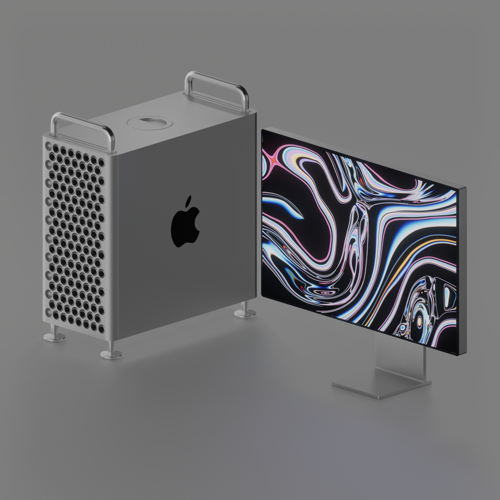 Mac Pro 2020 & Apple Pro Display XDR preview image