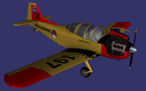 Fokker S-11 preview image