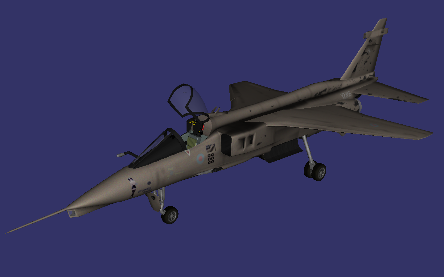 SEPECAT Jaguar preview image 1