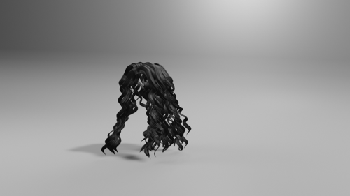 Curly Hair preview image