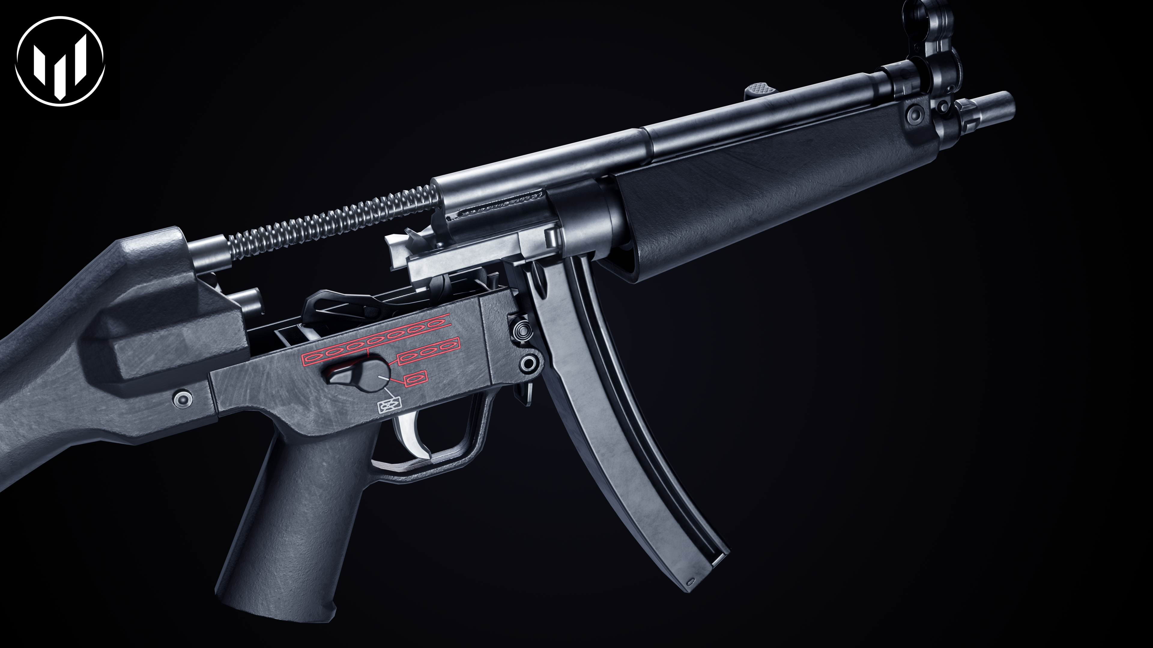 H&K MP5 preview image 2
