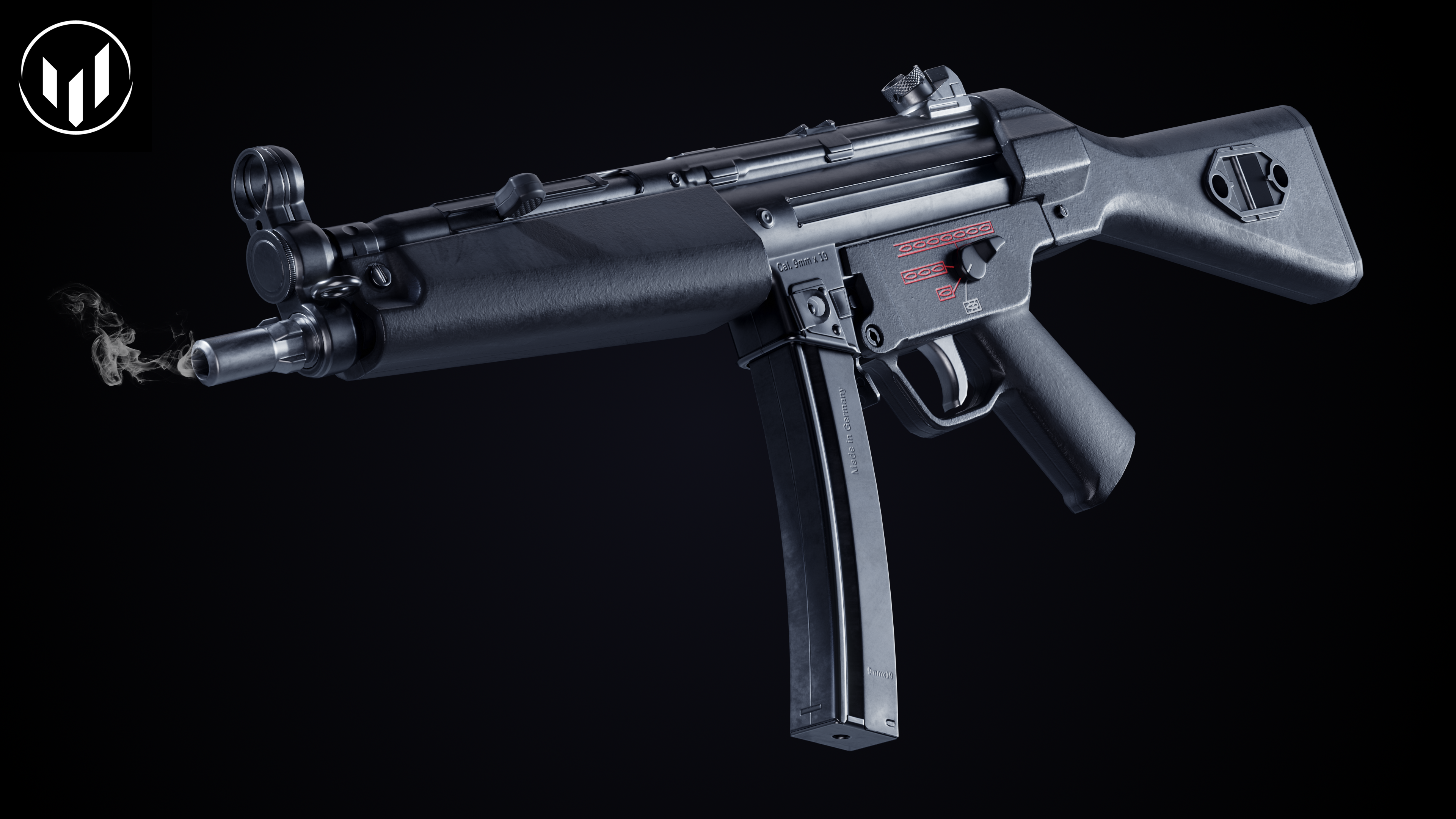 H&K MP5 preview image 1