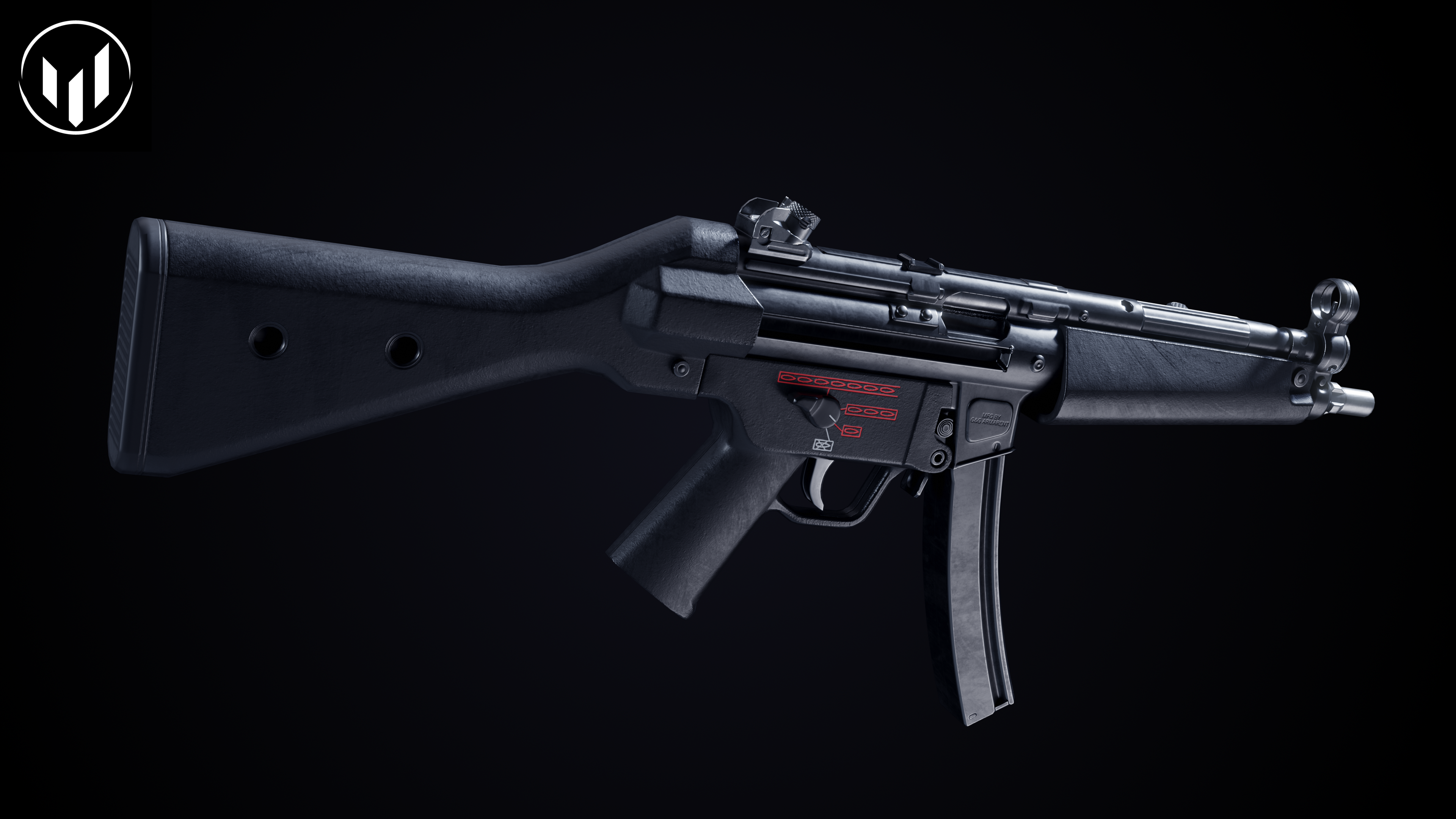H&K MP5 preview image 3