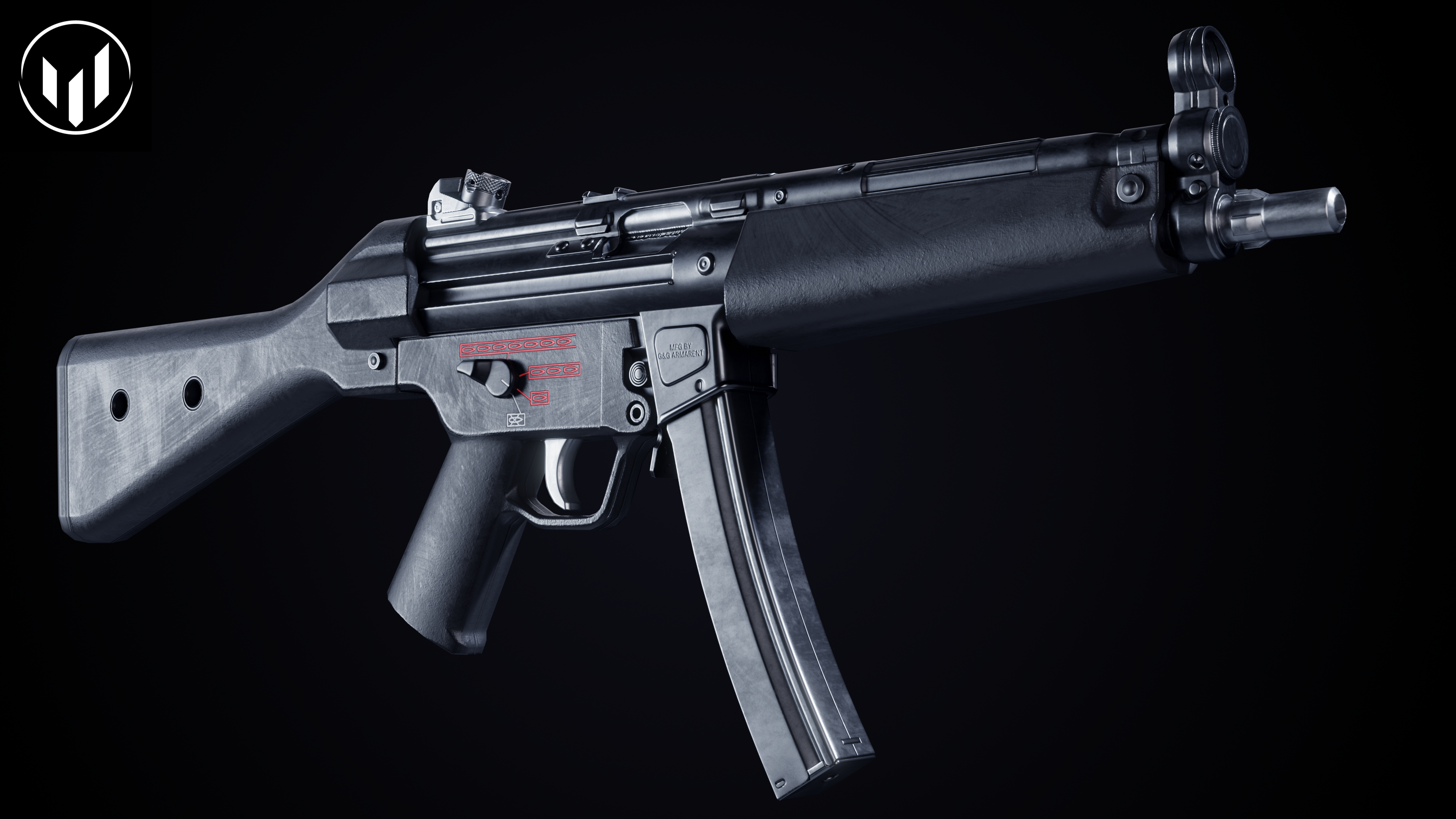 H&K MP5 preview image 4