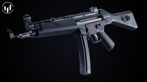 H&K MP5 preview image