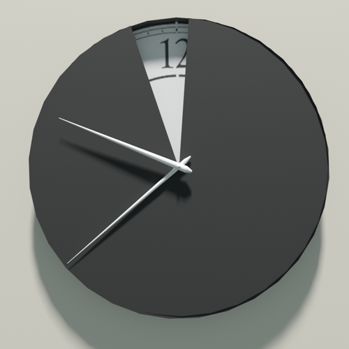 clock (jam dinding) preview image