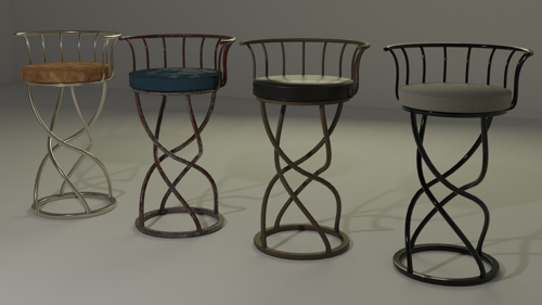 Barstools/breakfast bar stools preview image