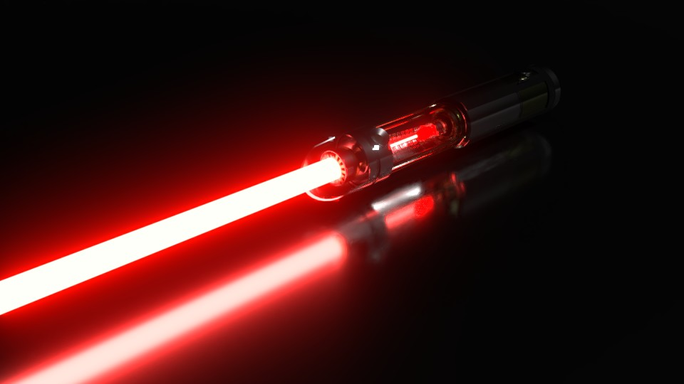 Stripped Sith Saber preview image 2