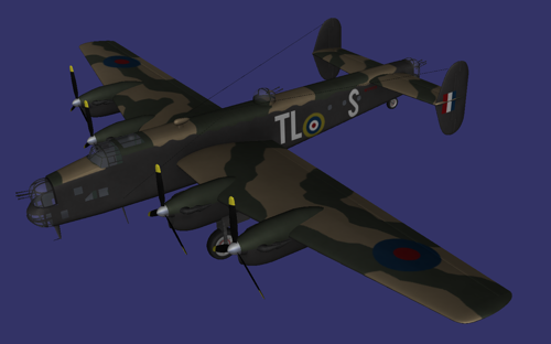 Handley Page Halifax preview image