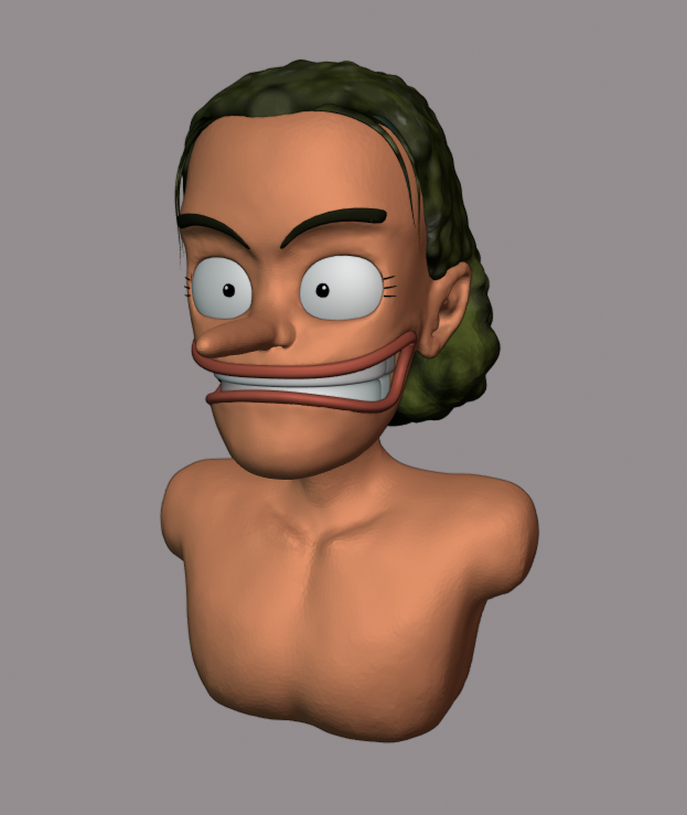 Sculpting Usopp preview image 1