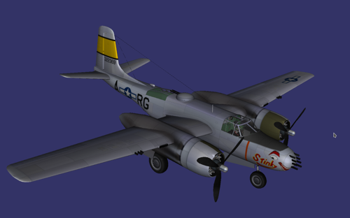 Douglas A-26 Invader preview image