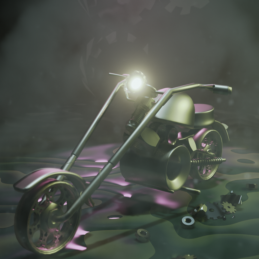 Mechanical Bike preview image 2